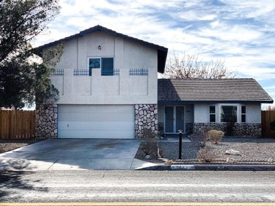 Helendale Single Family Home For Sale: 26835 Lakeview Drive
