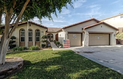 Norco Single Family Home For Sale: 1574 Dodge Way
