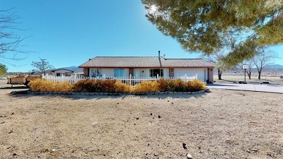 Llano Single Family Home For Sale: 22600 E Avenue Y3 Road