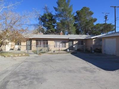 Victorville Multi Family Home For Sale: 16683 Lynn Street