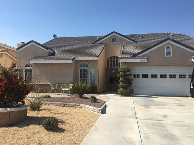 Helendale Single Family Home For Sale: 14948 Tournament Drive