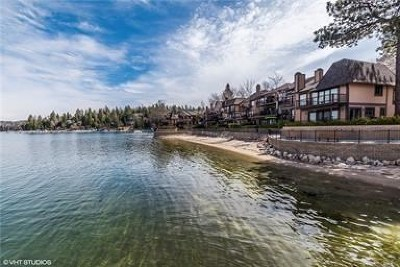 Lake Arrowhead Single Family Home For Sale: 184 State Highway 173 #30
