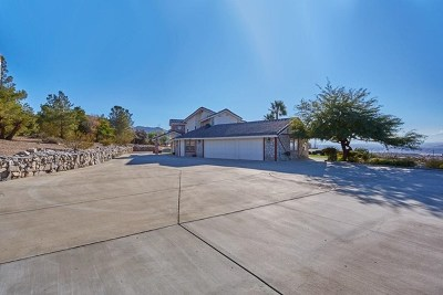 Apple Valley Single Family Home For Sale: 20767 Sunset Drive