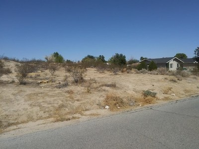 Victorville Residential Lots & Land For Sale: Boh Lane