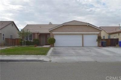 Adelanto Single Family Home For Sale: 14550 Oakdale Circle