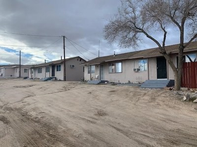 Victorville Multi Family Home For Sale: 16675 Mojave Drive