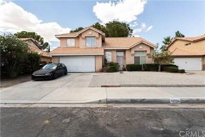 Victorville Single Family Home For Sale: 14734 Santa Fe