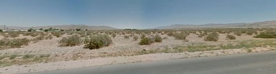 Apple Valley Residential Lots & Land For Sale: Central Road