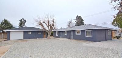 Hesperia Single Family Home For Sale: 14946 Ranchero Road