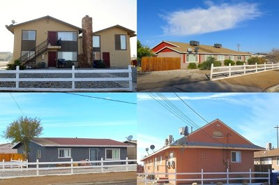 Adelanto Multi Family Home For Sale: 11436 Brockman Avenue