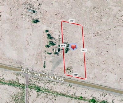 Newberry Springs Residential Lots & Land For Sale: Rt 66 Highway