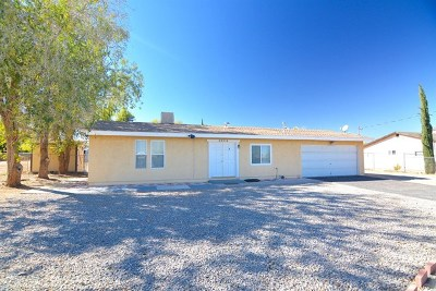 Hesperia Single Family Home For Sale: 9850 Cottonwood Avenue