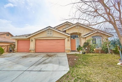 Adelanto Single Family Home For Sale: 11443 Russet Place