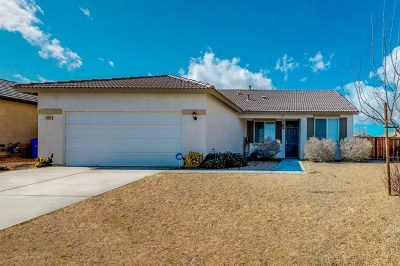 Victorville Single Family Home For Sale: 13092 9th Avenue