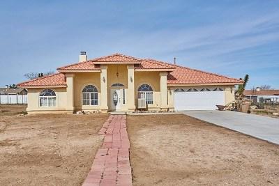 Hesperia Single Family Home For Sale: 9324 Guava Avenue