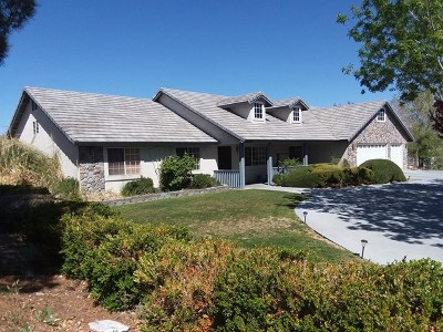 Apple Valley Single Family Home For Sale: 15590 Myalon Road