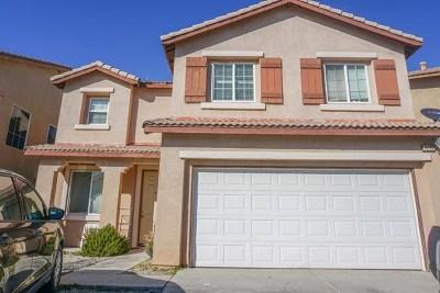Hesperia Single Family Home For Sale: 14196 Rachel Street