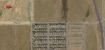 Adelanto Residential Lots & Land For Sale: Holly Road