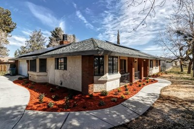 Apple Valley Single Family Home For Sale: 20118 Yucca Loma Road