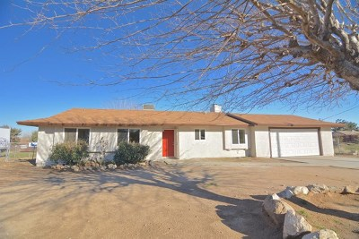 Victorville Single Family Home For Sale: 12595 Geronimo Avenue