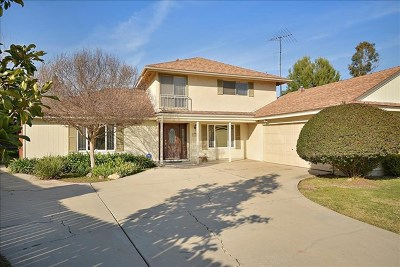 Chino Hills Single Family Home For Sale: 4070 Fir Court