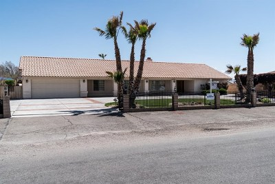 Apple Valley Single Family Home For Sale: 12494 Reata Road