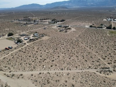 Lucerne Valley Residential Lots & Land For Sale: Sunset Road