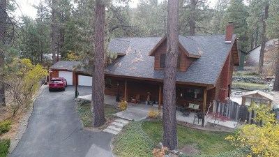 Wrightwood Single Family Home For Sale: 6255 Lucerne Place