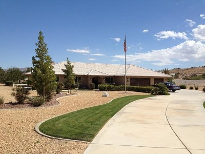 Apple Valley Single Family Home For Sale: 21722 Pacific Street