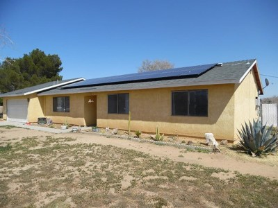 Apple Valley Single Family Home For Sale: 15485 Blackfoot Road