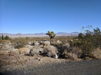 Lucerne Valley Residential Lots & Land For Sale: Zircon Road