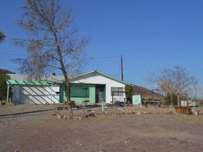 Newberry Springs Single Family Home For Sale: 44397 National Trails Highway