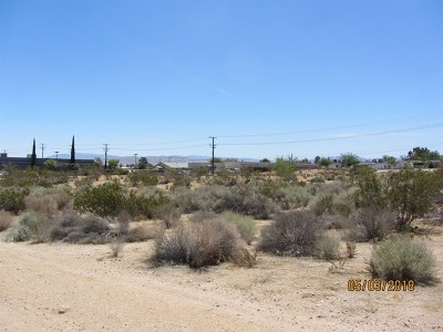 Hesperia Residential Lots & Land For Sale: Bear Valley Road