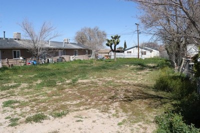 Hesperia Residential Lots & Land For Sale: Pine Street