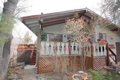 Wrightwood Single Family Home For Sale: 972 Mockingbird Road