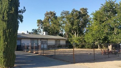 Hesperia Single Family Home For Sale: 14614 Walnut Street