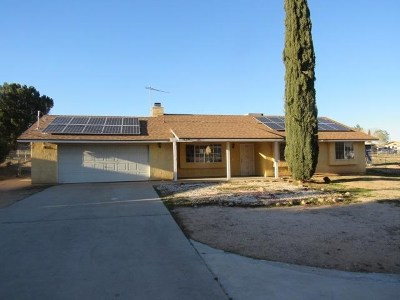 Hesperia Single Family Home For Sale: 18294 Sumac Avenue
