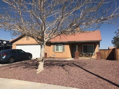 Adelanto Single Family Home For Sale: 15433 Fremont Drive