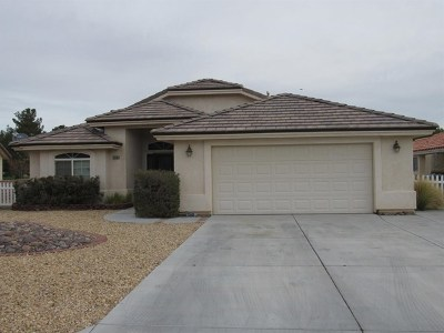 Helendale Single Family Home For Sale: 15108 Orchard Hill Lane