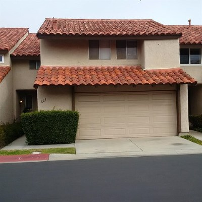 Condo/Townhouse For Sale: 621 Ashland Drive