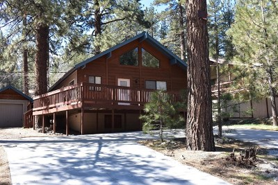 Wrightwood Single Family Home For Sale: 1783 State Highway 2 Street
