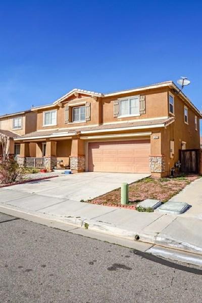 Hesperia Single Family Home For Sale: 13070 Napa Court