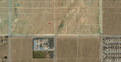 Adelanto Residential Lots & Land For Sale: 11440 Holly Road