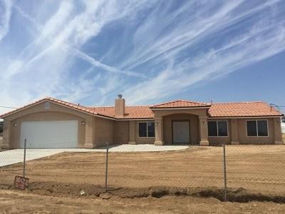 Hesperia Single Family Home For Sale: 10122 3rd Avenue