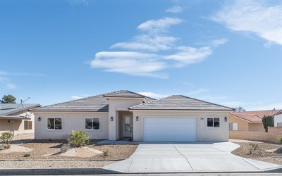 Victorville Single Family Home Active Under Contract: 12855 Golf Course Drive