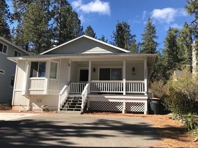 Wrightwood Single Family Home For Sale: 1489 Irene Street