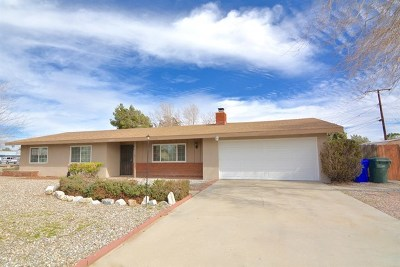 Apple Valley Single Family Home For Sale: 12577 Red Wing Road