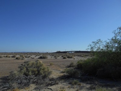 Newberry Springs Residential Lots & Land For Sale: E. National Trails Highway