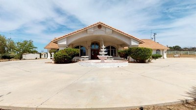 Hesperia Single Family Home For Sale: 5020 Bellflower Road