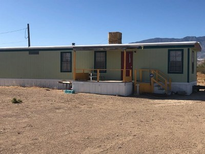 Lucerne Valley Single Family Home For Sale: 33779 Sunset Road